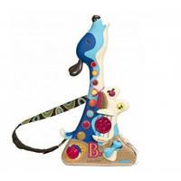 Детская музыкальная игрушка Пес Гитарист звук Battat