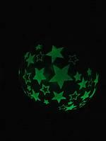 Печать на воздушных шарах люминесцентной краской