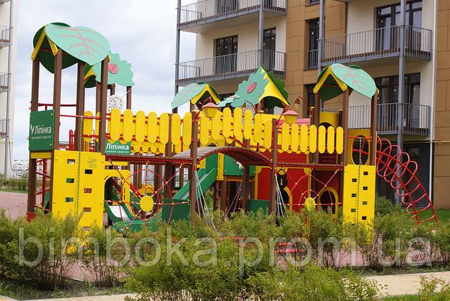Игровой комплекс ТМ Бимбока, ЖК Липинка