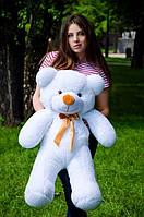 Мягкая игрушка Плюшевый Мишка Белый 100см