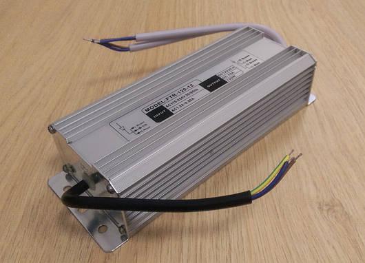 Блок питания герметичный 12V 10А 120W для led ленты
