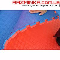 Напольное покрытие татами (Турция, EVA 50мм, размер 1х1 метр)