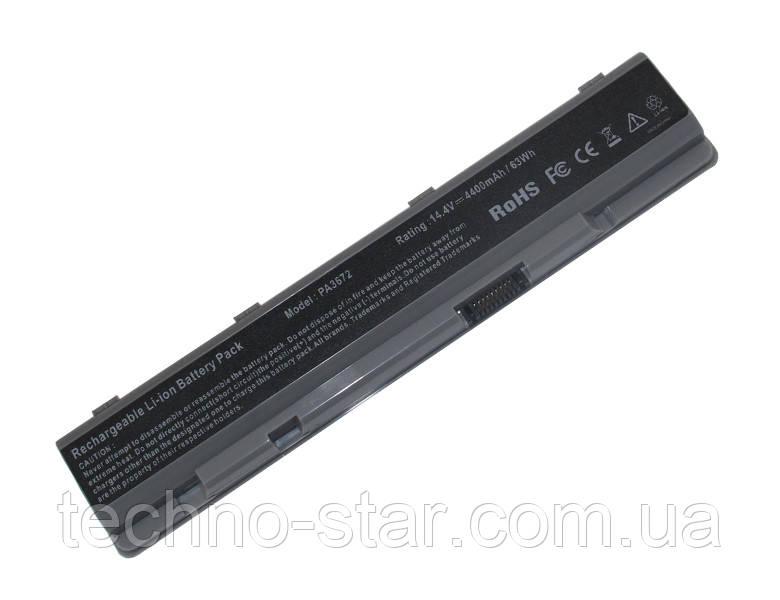 АКБ (батарея) TOSHIBA Satellite E100 PA3672U-1BRS E105-S1402 E105-S1602 E105-S1802