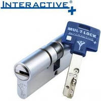 Цилиндр Mul-t-lock Interactive+  27х27 ключ/ключ