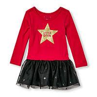 Платье девочке нарядное новогоднее платье детское Childrens Place