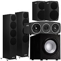 Комплект акустики Jamo C 97 Black 5.1