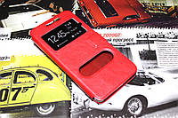 Чехол книжка Momax для Lenovo A6010 красный