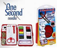 Набор для Шитья Иглы со Специальным Ушком One Second Needle