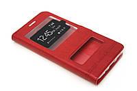 Чехол книжка Momax для Meizu M2 (M2 Mini) красный, фото 1