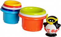 Игрушка для ванны Пингвин-спасатель на башне, Water Fun