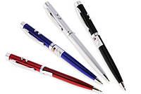 Ручка 3 в 1 Лазер Фонарик Ручка