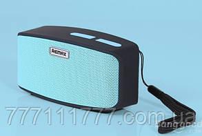 Портативная Bluetooth Колонка Remax Sushi RM-M1 blue голубая