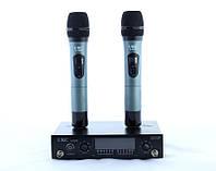 Комплект професійних Радіомікрофонів UKC U-5000 з радиобазой