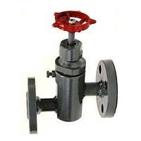 Запорно регулирующей клапан 15с33нж ду15