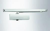 Доводчик дверной TS 1500 Standart Без фиксации в открытом положении (штанга слайдовая) Geze