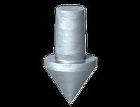 Ударный наконечник OBO BETTERMANN для стержней заземления ST и BP (1819 20BP) 3041212