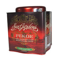 Чай черный «Sun Gardens» PEKOE, ж/б, листовой, 250 г