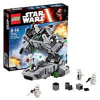 LEGO Star Wars 75100 First Order Snowspeeder снежный спидер