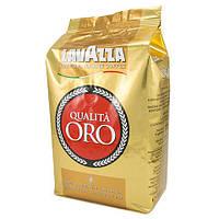 Кофе в зернах Lavazza Qualita Oro 1кг. Лавацца 100% Арабика, Италия!