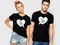Парные футболки для влюбленых