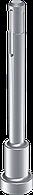 Насадка для забивания стержней заземления ST, BP и OMEX (2535 20) 3043916