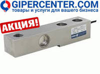 Герметичный тензодатчик Keli SQB-А до 1 т  (сталь / нержавеющая сталь, класс защиты IP68)