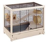 Ferplast HAMSTERVILLE Деревянная клетка для крыс