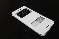 Чехол книжка Momax для HTC Desire 728G Dual Sim белый