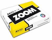 Бумага ZOOM  А4 , 500 листов.