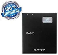 Аккумулятор батарея BA900 для Sony Xperia M C1904 / L C2105 / E1 / M2 / TX LT29i / J ST26i оригинальный