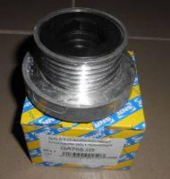 Шкив генератора 6-и ручейковый Logan MCV,Sandero 1.4-1.6  с 2008 г. Производитель:SNR.