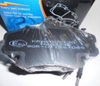 Колодки тормозные передние Logan/MCV/Sandero. Производитель: Kraft.