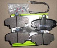 Колодки тормозные передние Logan/MCV/Sandero. Производитель: Valeo.