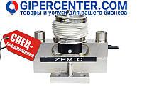 Тензодатчик балочный двухопорный Zemic HM9B-C3-40tSE-16B (сталь c никелевым покрытием)