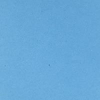 Фоамиран 2 мм, 20x30 см, Китай, ГОЛУБОЙ – Уценка!