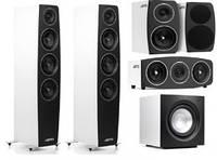 Комплект акустики Jamo C 97 White 5.1