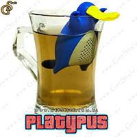 "Заварник для чая Утконос - ""Platypus"" , фото 1"