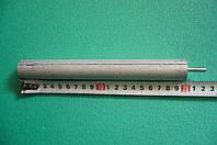 Магниевый анод (Украина) - резьба M6, d=25мм, магний=200мм, шпилька=20мм