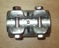 Соединительное кольцо на резонатор Ф47х80 Duster DCI/MPI.Производитель: AutoSpeed.