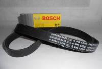 Ремень аксессуаров 6PK1200 c г/у  без а/с и а/с DUSTER 1.6 MPI, 1.5 DCI. Производитель: Bosch.