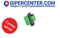 Модуль конвертер входного сигнала Rinstrum М4903 (0-10V/4-20mA Input)