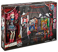 Кукла Monster High Freak du Chic Circus Scaregrounds and Rochelle Goyle Doll Playset