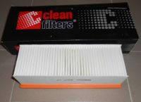 Фильтр воздушный DUSTER 1,5DCI. Производитель: Clean filters.