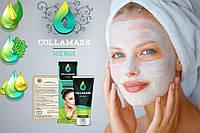 Collamask - Маска для лица восстанавливающая с Коллагеном (Колламаск)