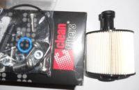 Фильтр топливный ( картридж) DUSTER Euro 5. Производитель: Clean filters.