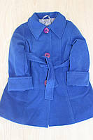 Пальто детское,кашемировое, для девочки оптом