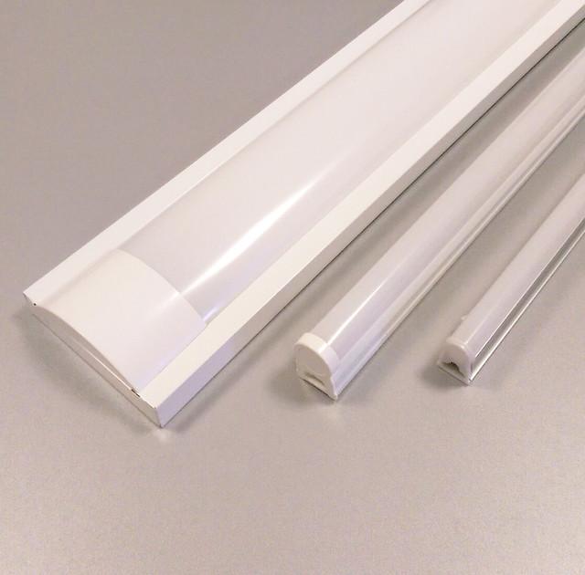 Линейные LED cветильники