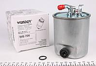 Фильтр топливный Sprinter + Vito CDI (с подогревом) Германия - WUNDER