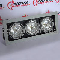 Светильник потол. BRILUM PASEO 300 серый