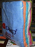 Однотонное полотенце сауна  упаковкой Турция